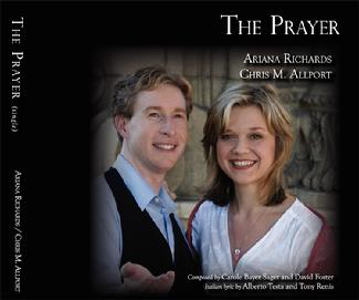 Get The Prayer from CDBaby TODAY!